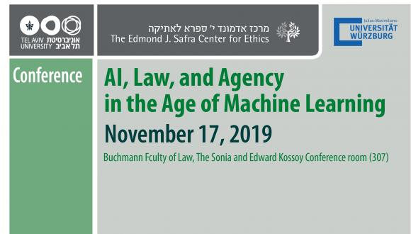 AI, Law, and Agency in the Age of Machine Learning
